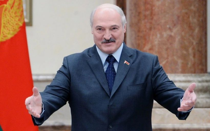 Lukashenko swears in as Belarus president