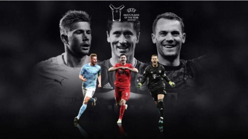 2019-2020-ci il mövsümünün ən yaxşı futbolçusu adına namizədlər