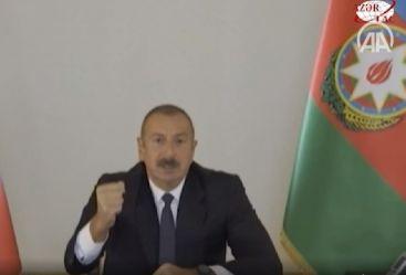 Anadolu Agentliyi Prezident İlham Əliyevin xalqa müraciətini yayımlayıb