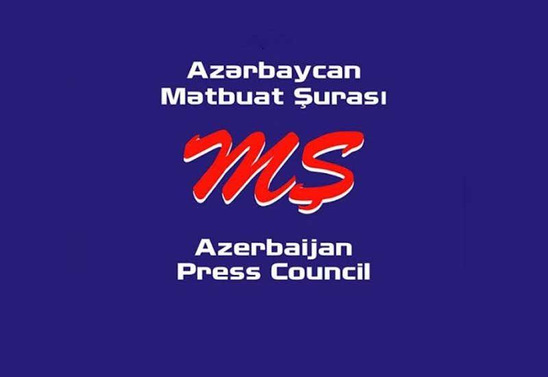 Azərbaycan Mətbuat Şurasının KİV-lərin komendant saatı müddətindəki fəaliyyətinə dair məlumatı