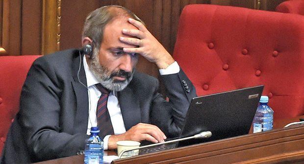 Hərbi fiaskodan siyasi fiaskoya və ya Paşinyanın KTMT-dən küsmə mesajları -  ŞƏRH
