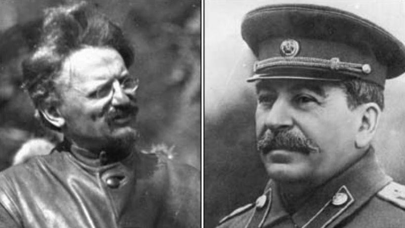 Stalin-Trotski qarşıdurması və ya bolşevik intellektuallığından diktaturaya doğru -  TARİX