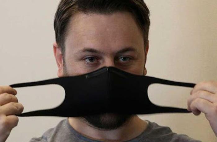 Koronavirusu müəyyən edən maska İXTİRA