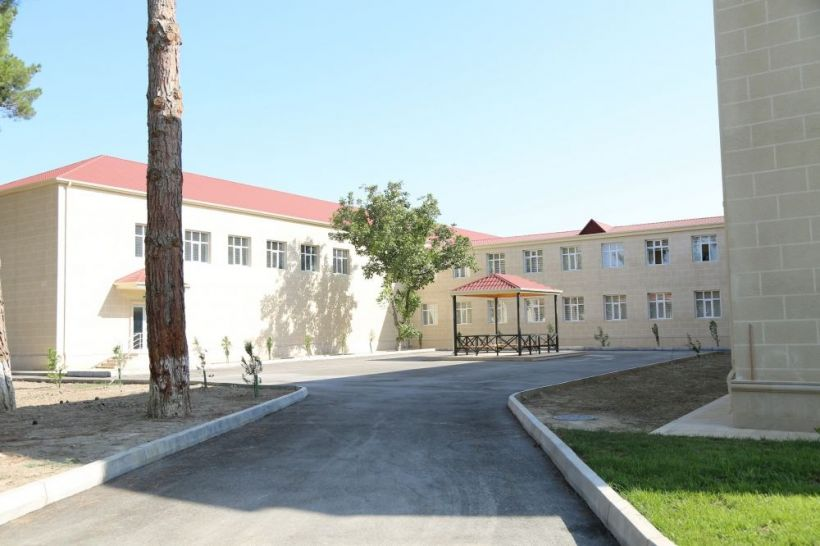 Heydər Əliyev Fondu tərəfindən 7 rayonda təhsil müəssisələri istifadəyə verilib