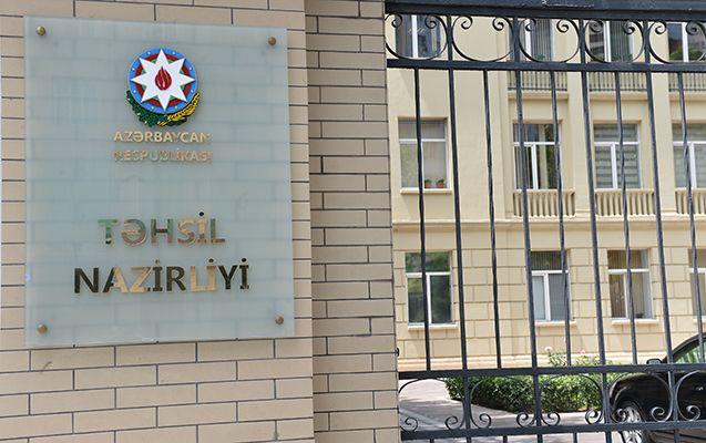Təhsil Nazirliyindən dərslikdə erməni bayrağı məsələsi ilə bağlı rəsmi cavab