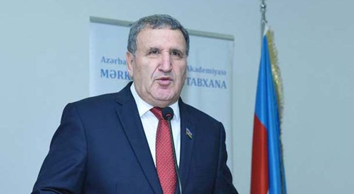 """İsa Həbibbəyli: """"Azərbaycan dilinin milli orfoepiya lüğəti"""" hazırlanacaq"""""""
