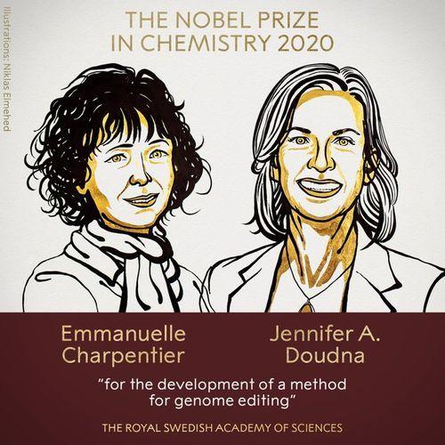 Kimya üzrə Nobel mükafatı qaliblərinin adları açıqlanıb