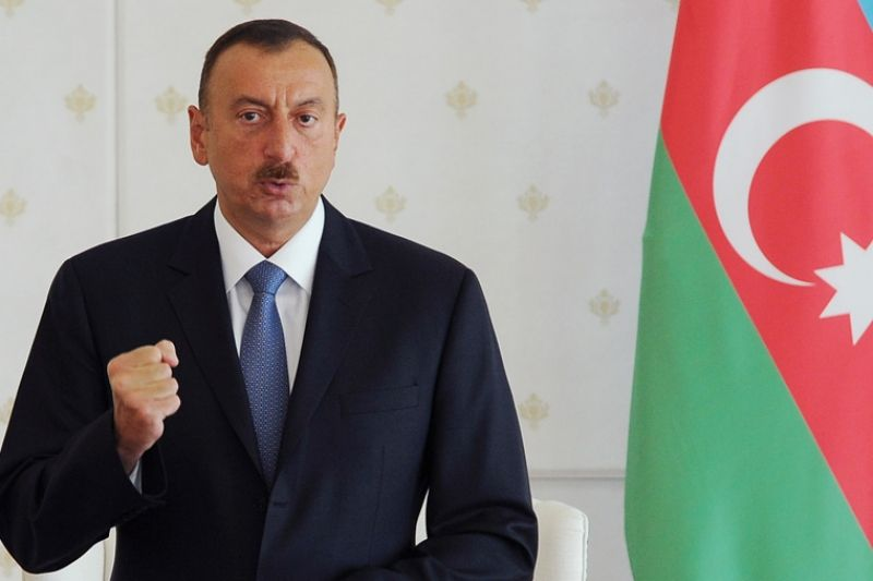 "Azerbaijani President: ""Armenian government should change their position, should refrain from maximalist position"""