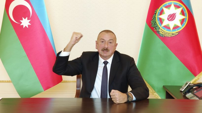 Ильхам Алиев: Азербайджан освободил от оккупации еще 13 сел
