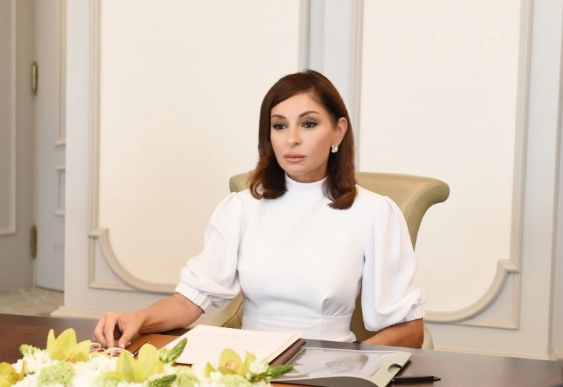 Мехрибан Алиева поздравила наш народ с освобождением ряда сел Физулинского, Джебраильского, Ходжавендского, Зангиланского районов и города Зангилан от оккупации