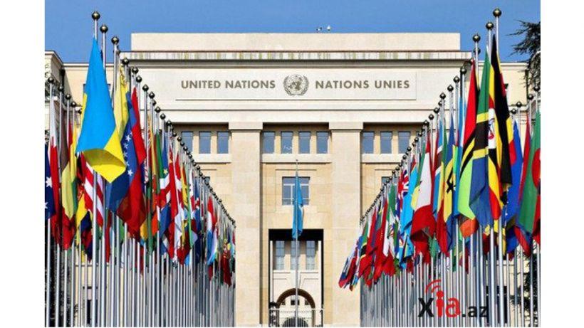 Азербайджан смывает пятно с ООН и членов Совета Безопасности АНАЛИТИКА