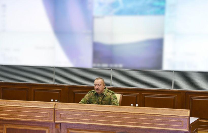 Prezident İlham Əliyevin rəhbərliyi ilə operativ müşavirə keçirilib
