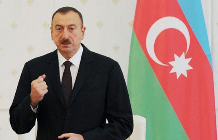 Prezident İlham Əliyev: Azərbaycan Ordusu Zəngilan, Füzuli, Cəbrayıl və Qubadlı rayonlarının 13 kəndini işğaldan azad edib