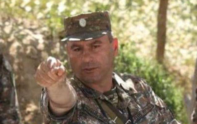 Düşmənin əlahiddə zirehli tank taborunun komandiri məhv edilib