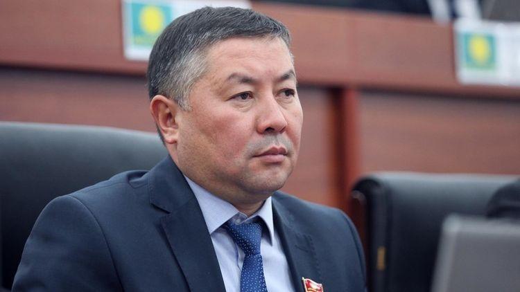 Спикер парламента Кыргызстана Канат Исаев подал в отставку