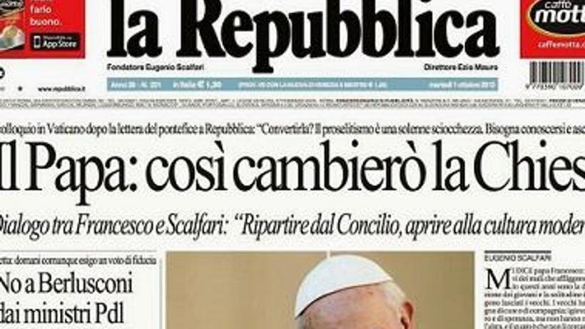 """Erməni lobbisi söz azadlığını təhdid edir Mətbuat Şurası """"La Repubblica"""" qəzetinin üzləşdiyi durumla bağlı müraciət yaydı"""