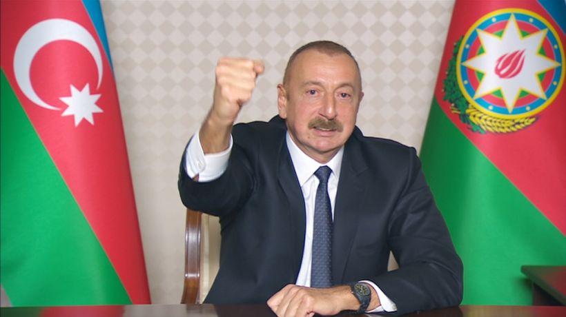 Prezident İlham Əliyev: İşğalçıları torpaqlarımızdan qovuruq və qovacağıq