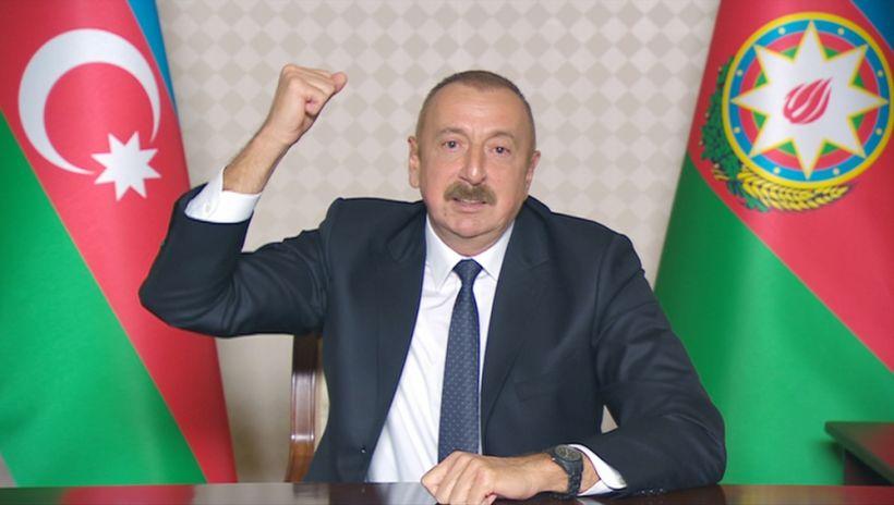 Prezident, Müzəffər Ali Baş Komandan İlham Əliyev: Əziz Şuşa, sən azadsan!
