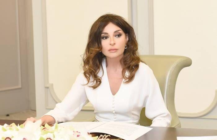 Mehriban Əliyevanın Konstitusiya Günü təbriki