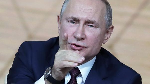 """Putinin """"Rossiya 1"""" telekanalına müsahibəsi -  TAM MƏTN"""