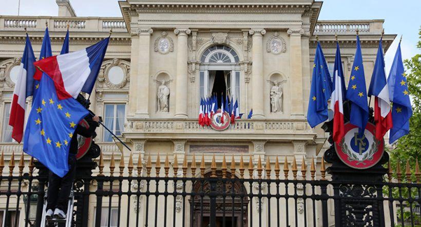 Fransa XİN: Senatın qərarı Fransa hökumətinin siyasətini əks etdirmir