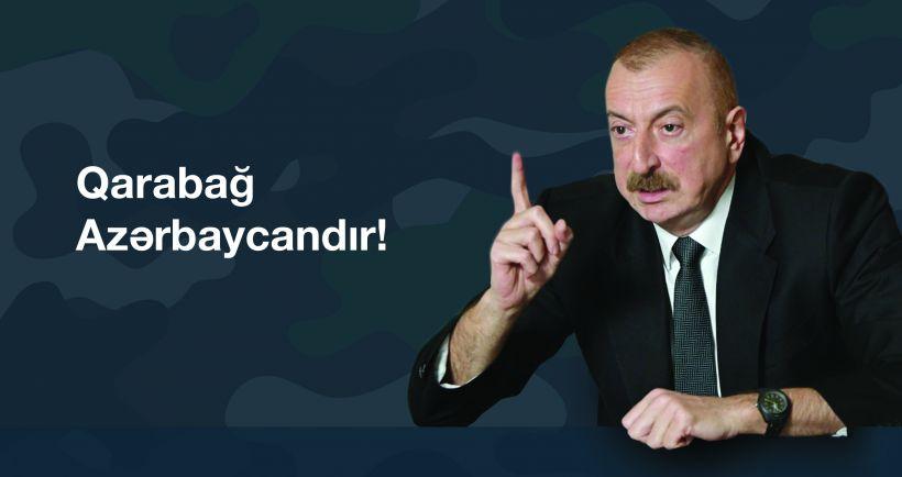 """Bakı Slavyan Universitetinin """"Qarabağ Azərbaycandır!"""" töhfəsi VİDEO"""