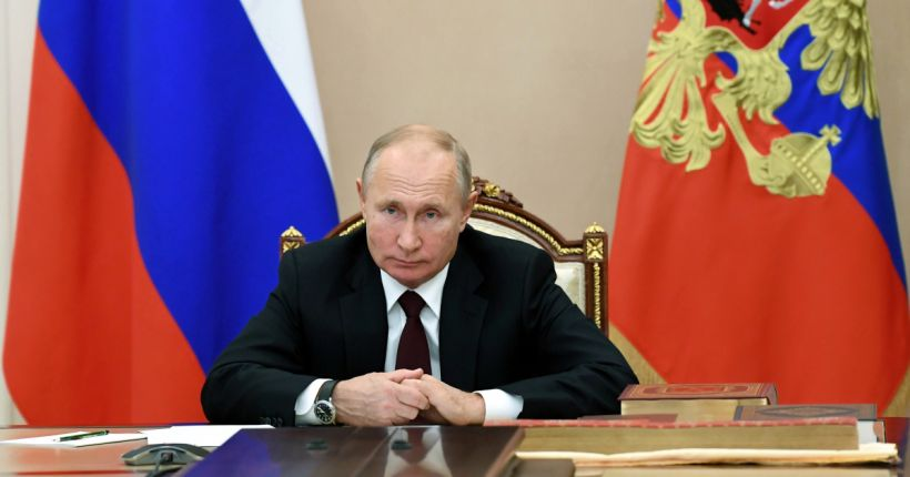 Putin Rusiya TŞ-nin iclasında Dağlıq Qarabağla bağlı məsələni müzakirəyə çıxarıb