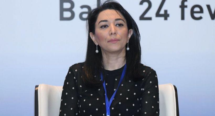 """Ombudsman Səbinə Əliyeva:  """"Ermənistanın əsir hərbi qulluqçuları ilə görüşmüşəm"""""""