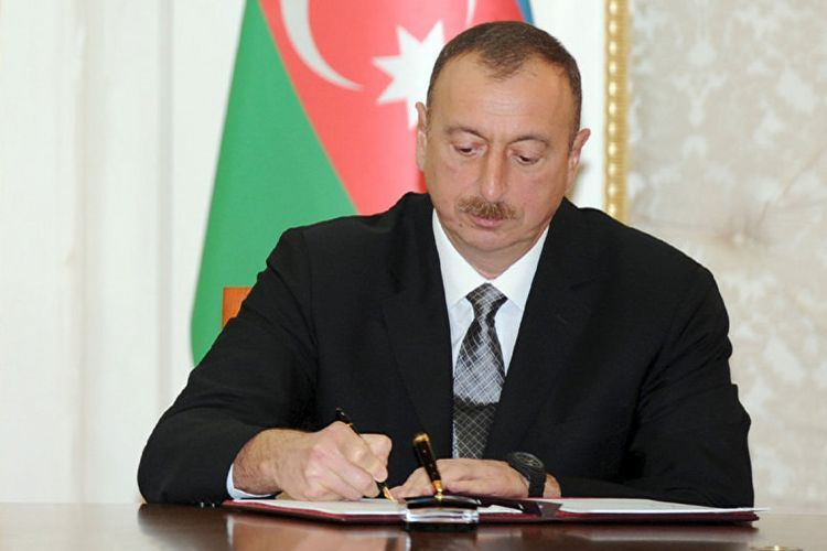Распоряжение Президента Азербайджанской Республики Об учреждении Дня Победы в Азербайджанской Республике