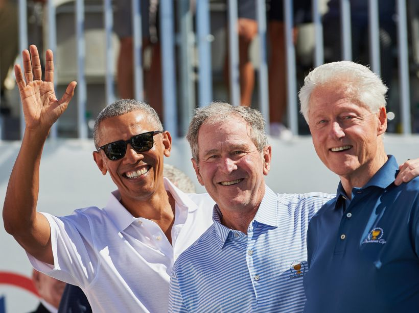 Буш, Клинтон и Обама публично сделают прививки от коронавируса