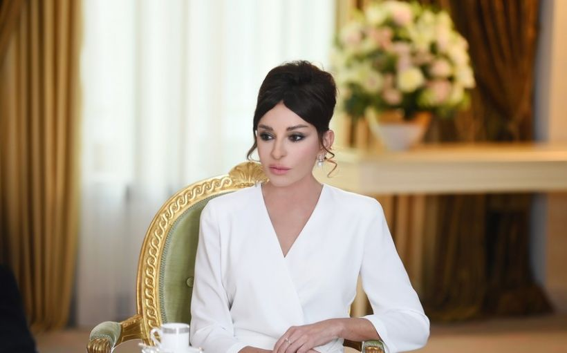 Birinci vitse-prezident Mehriban Əliyeva: Ulu Tanrı daim ölkələrimizi və xalqlarımızı qorusun