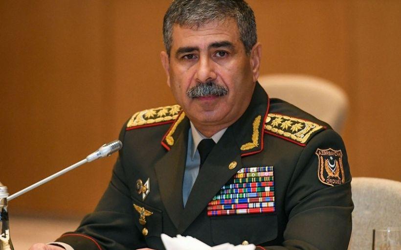 Prezidentin Orduda islahat mesajı -  Zakir Həsənov xidməti müşavirə keçirdi