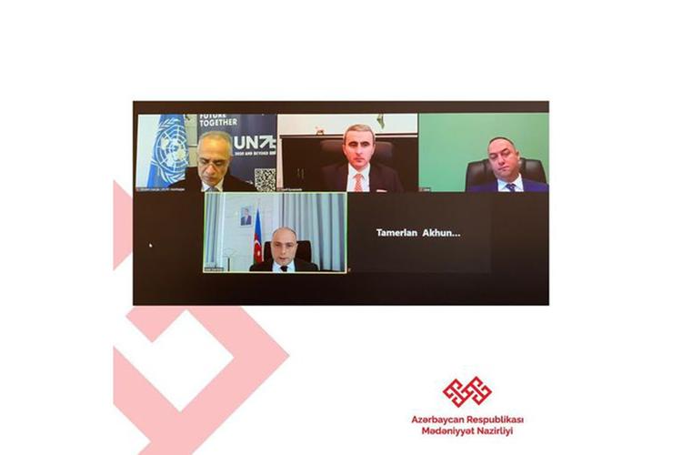 """Anar Kərimov:  """"UNESCO-nun Azərbaycanı əsassız günahlandırması təşkilatın qərəzsizliyini kölgə altına salır"""