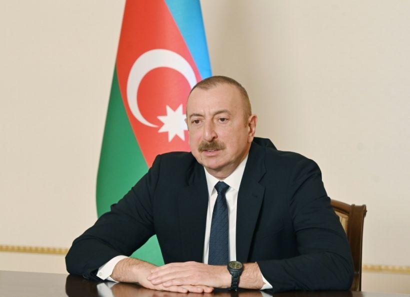 Prezident İlham Əliyev Şuşaya təyin etdiyi xüsusi nümayəndəsini qəbul edib