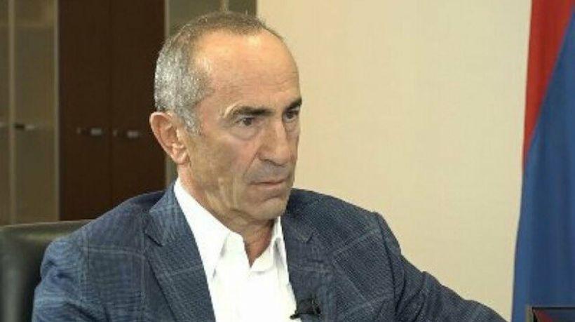 """Robert Koçaryan: Azərbaycan yeni əsirlər tutacaq -  """"Əgər xalq buna dözürsə, demək biz buna layiqik"""""""