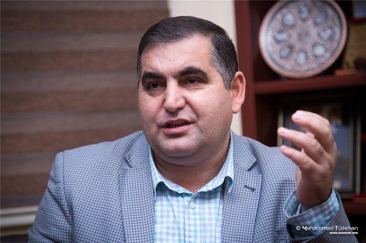 Seymur Verdizadə: Jurnalist sözü qənbər daşı kimi rəqibin başına çırpmamalıdır