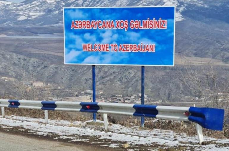 """Erməni ombudsmanı qəzəbləndirən """"Azərbaycana xoş gəlmisiniz!"""""""