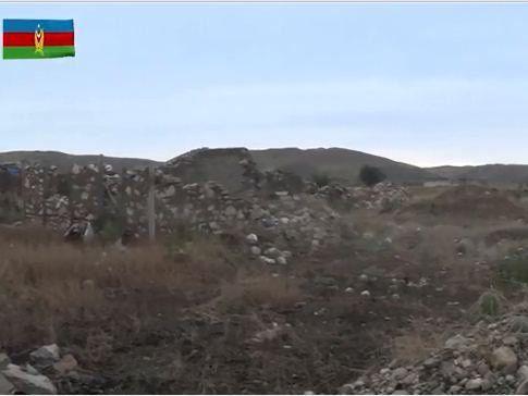 Cəbrayılın Soltanlı kəndi VİDEO