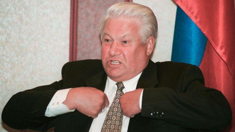 Boris Yeltsin içki düşkünü deyildi?