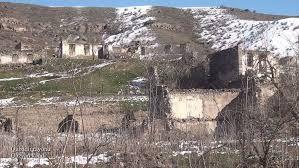 Ağdamın Xaçındərbətli kəndi -  VİDEO