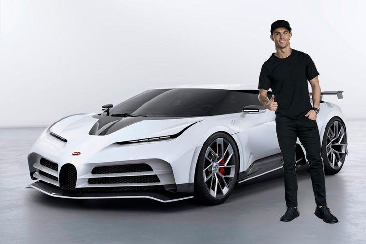 Ronaldunun 8 milyon avroluq yeni avtomobili -  FOTO