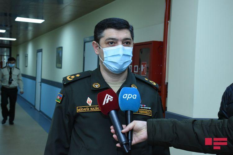 Azərbaycan Ordusunda ilk olaraq kimlər vaksinasiya ediləcək?