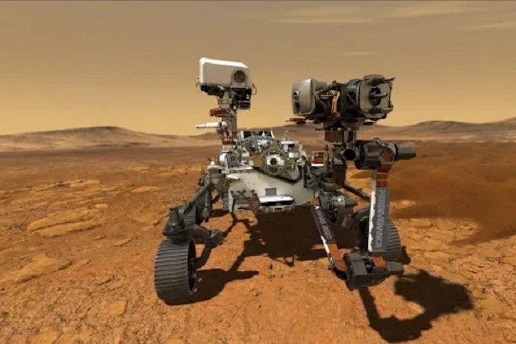 NASA-nın beşinci aparatı Marsa enib
