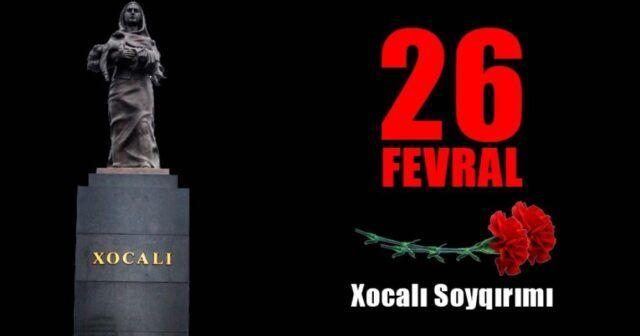 """""""Xocalıya ədalət"""" kampaniyası çərçivəsində PETİSİYA"""