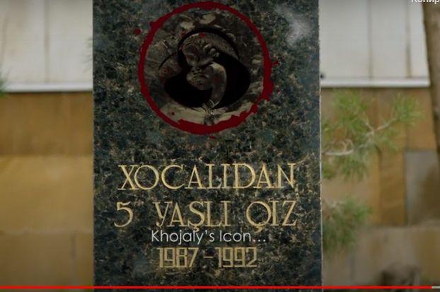 """""""Xocalı Nişanəsi"""" filmi təqdim edildi -  VİDEO"""