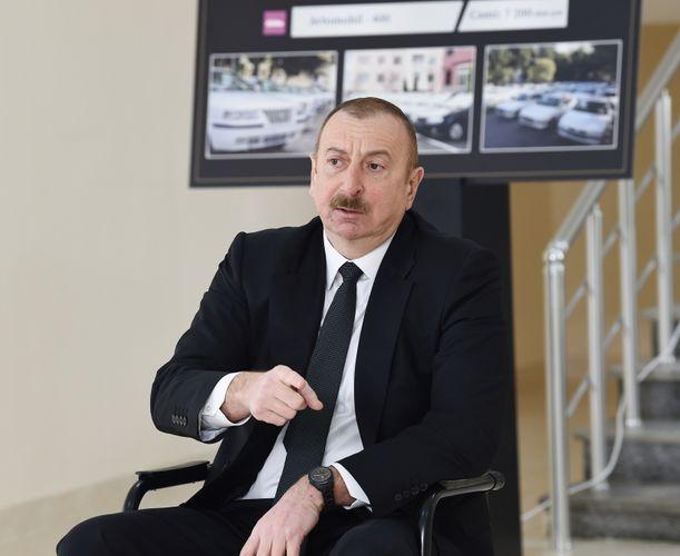 """""""Çalışacağıq ki, dünya ölkələri Xocalını rəsmən soyqırımı kimi tanısın"""" -  İlham Əliyev"""