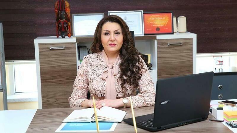 """Səkinə Babayeva:  """"Xanım sübut etməlidir ki, o istənilən işi bacara bilər"""""""