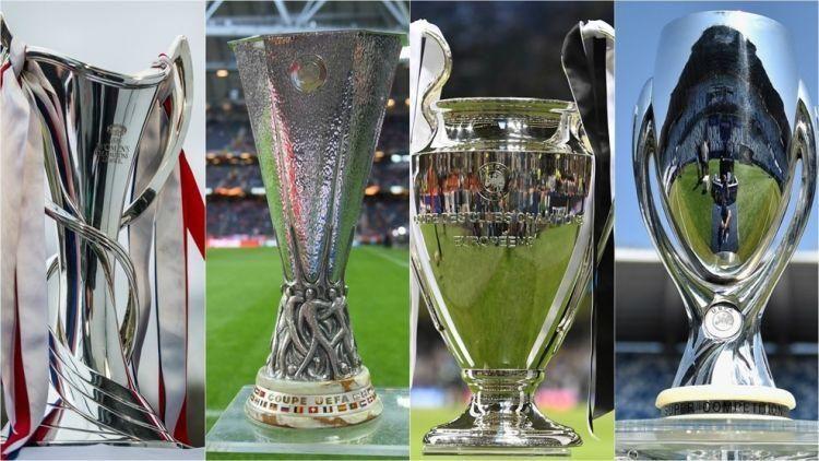 XXI əsrdə Avropada ən çox kubok qazanmuş futbol klubları SİYAHI