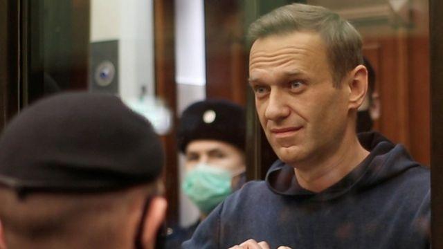 Avropa Birliyindən Navalnı ilə bağlı Rusiya rəsmilərinə  SANKSİYA