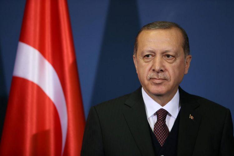 """Ərdoğan: """"Ermənistanın sülh istiqamətində addım atacağına ümid edirik"""""""